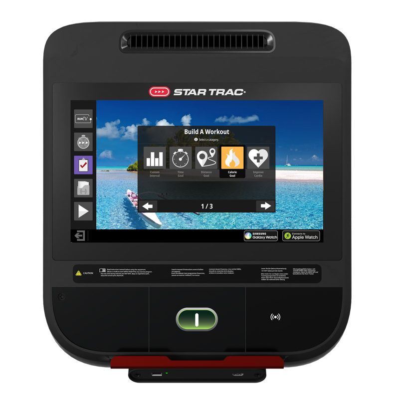 Star Trac 8 Series/4 Series 15″ Capacitive Touch OpenHub Console