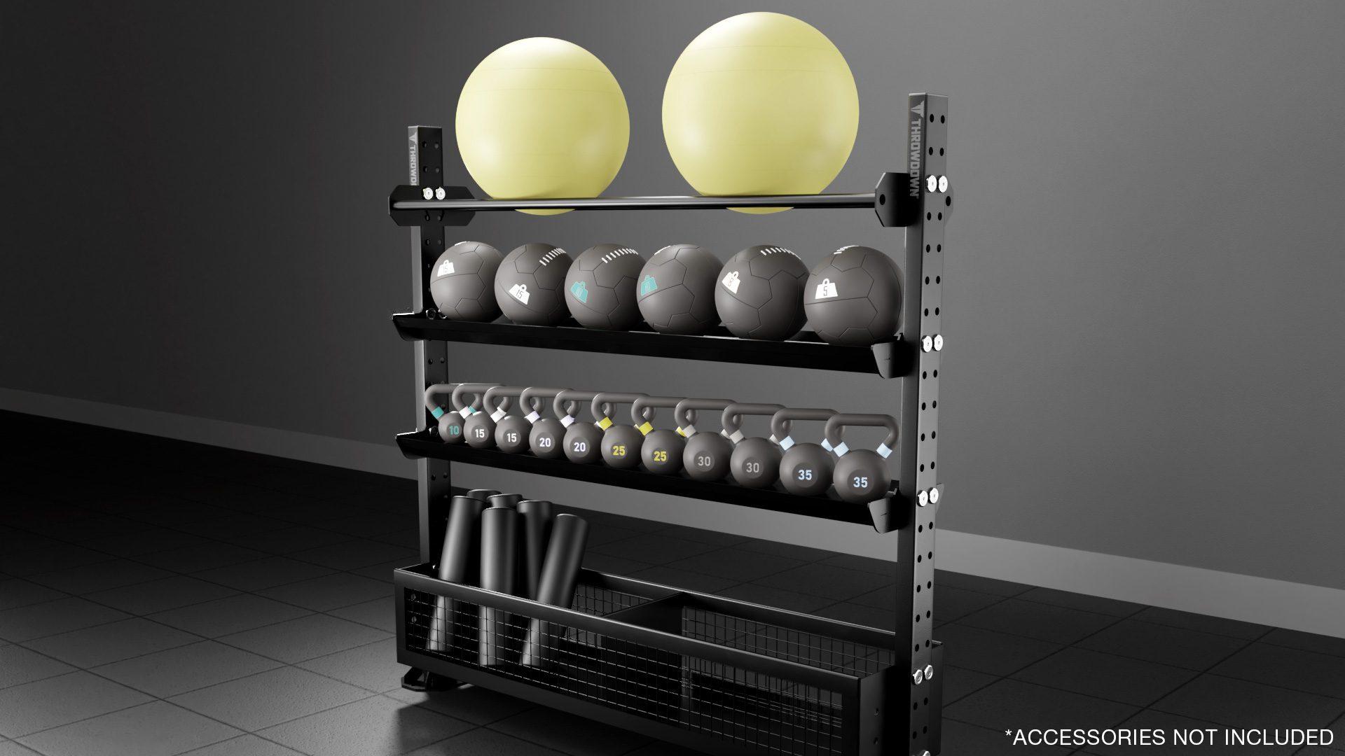 XTR Ball Storage